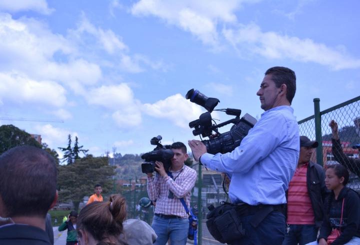 Libertad de prensa en Colombia: ¿derecho constitucional o ficción?