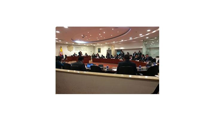Congreso abre el día con discusión sobre voto obligatorio a servidores públicos