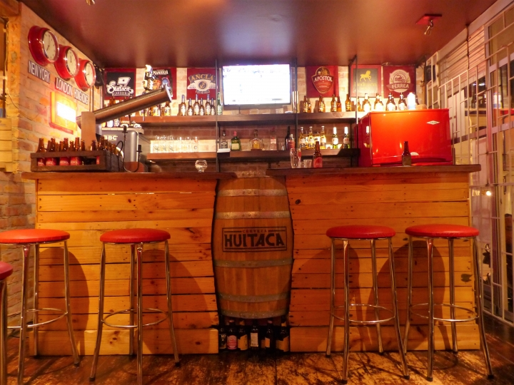 La Cerveceria Huitaca