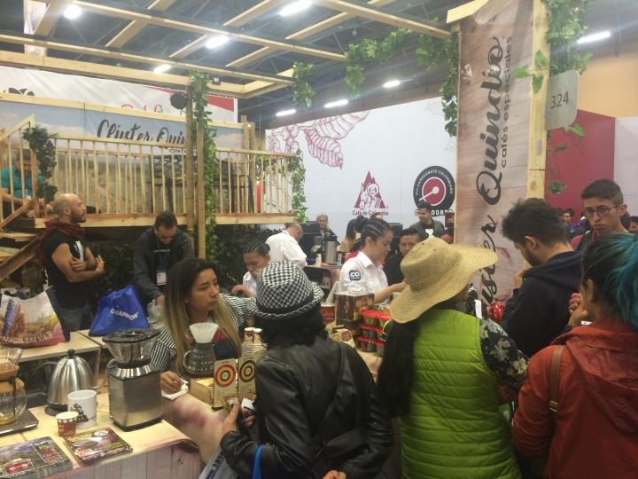 Feria 'Cafés de Colombia'