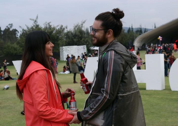 En el tercer día, 32.000 personas disfrutaron del cierre del festival que cumplió diez años.