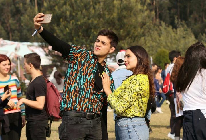 En el segundo día, el Festival Estéreo Picnic recibió a más de 30.000 personas.