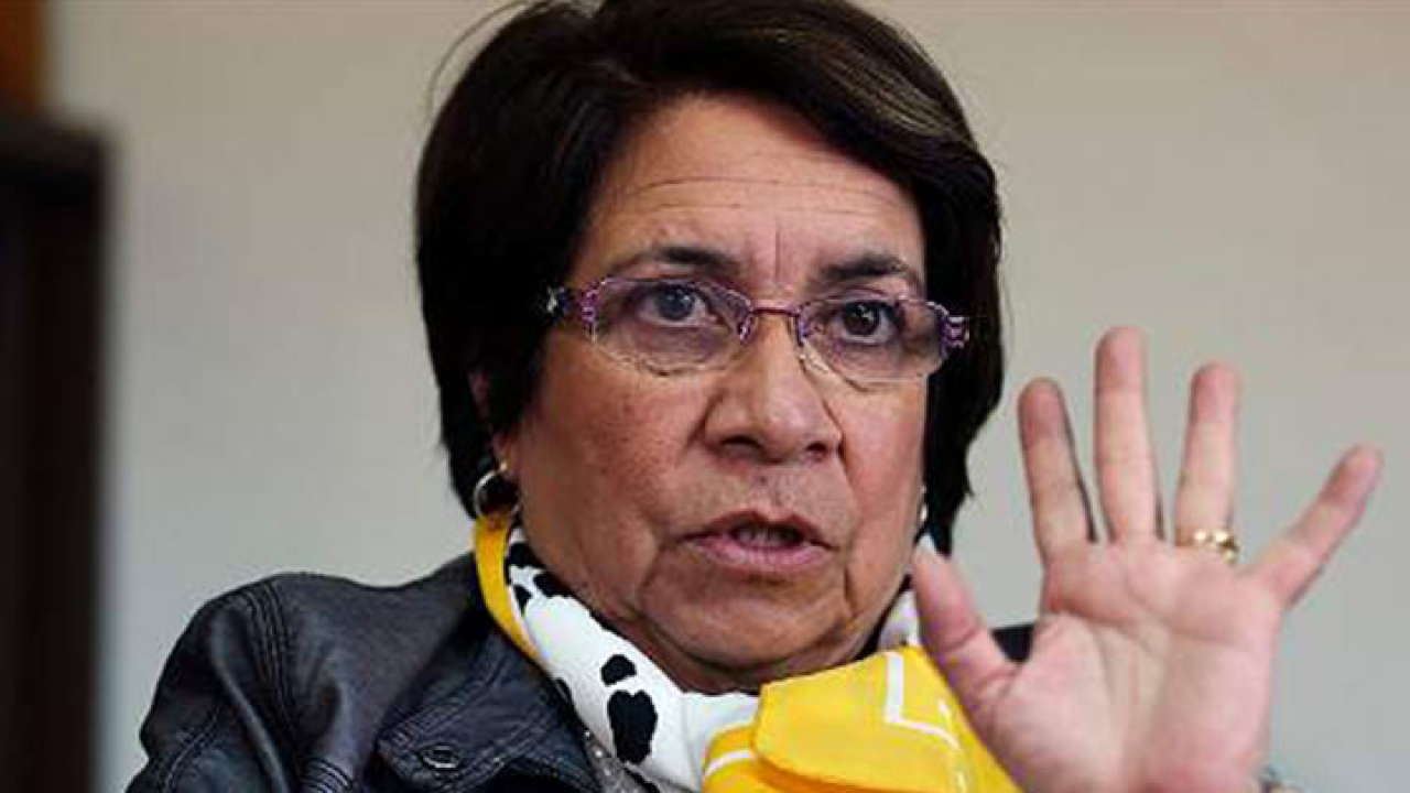 Aida Avella Plebiscito