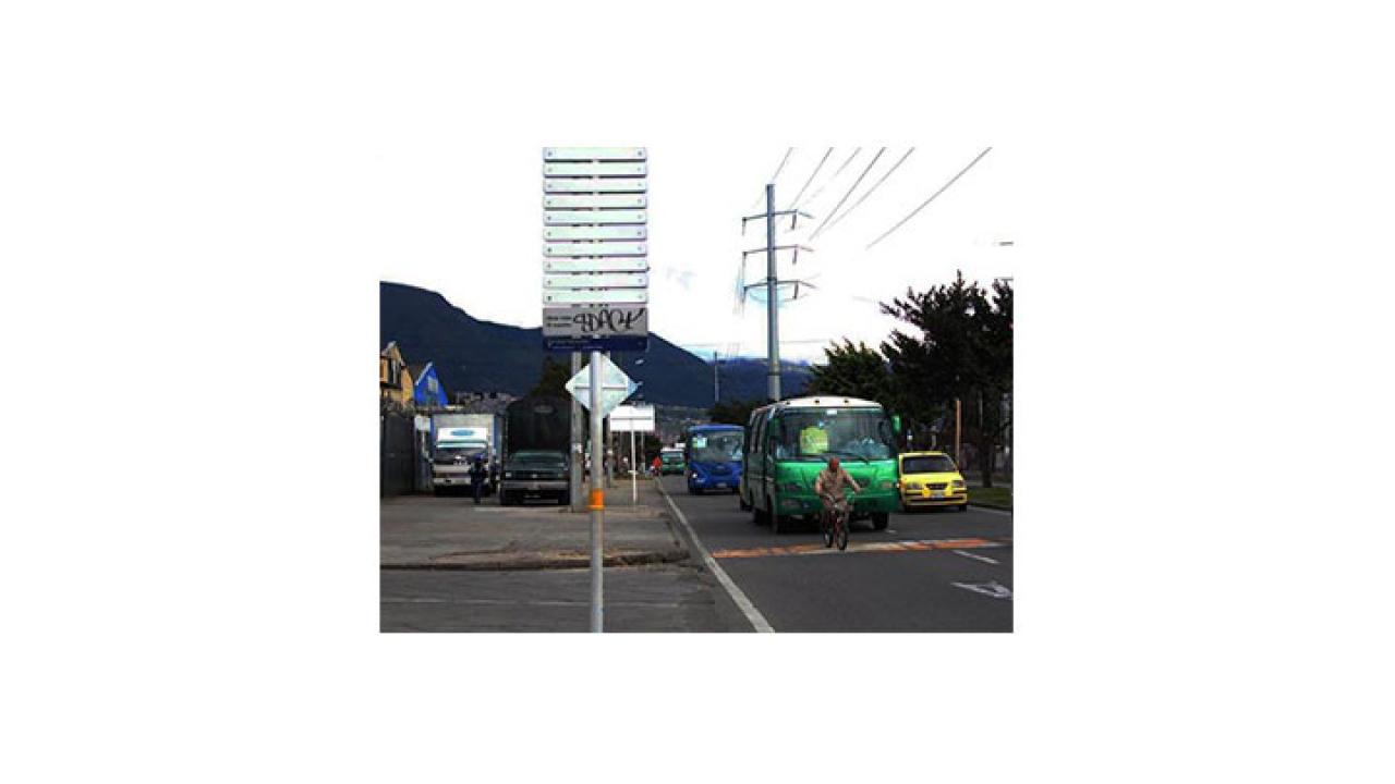 Pico y placa para buses tradicionales empezará a regir a partir del lunes 20 de octubre