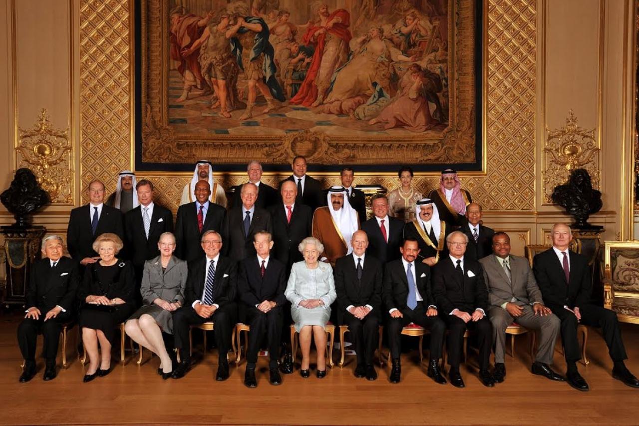 Monarquías y paraísos fiscales