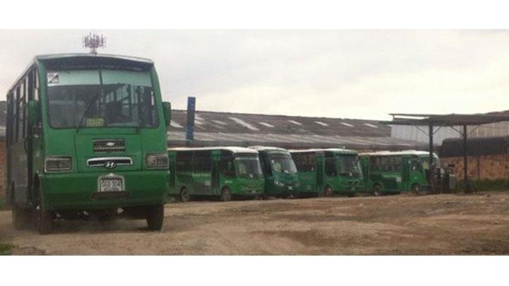 La cooperativa Cootransfontibon perdió 150 buses públicos que fueron chatarrizados o transformados en Sitp/Plazacapital.co