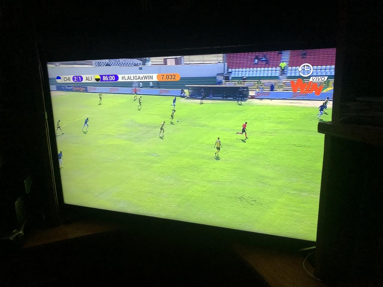 Transmisiones del fútbol profesional colombiano ahora por Win +