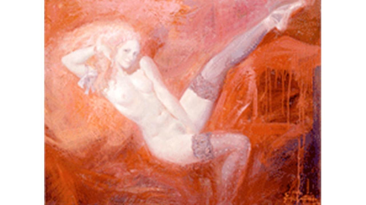 El erotismo hecho arte