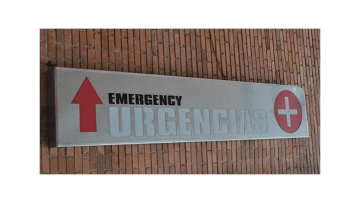 Las salas de urgencias sufren la crisis institucional de la salud