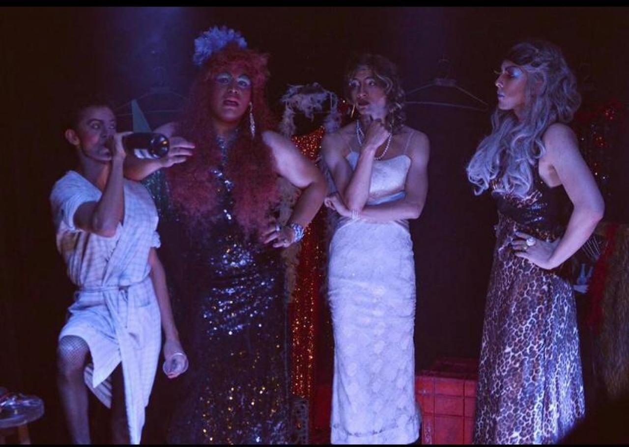 Las tablas de teatro bogotanas se vestirán de cabaret