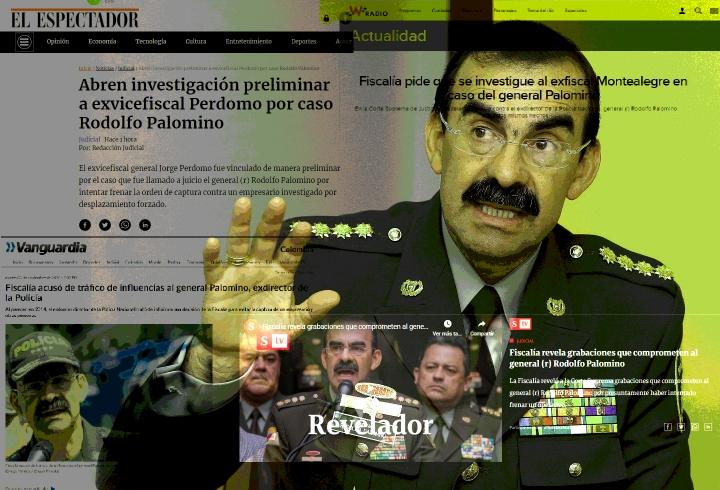 Mayor General (r) y Exdirector de la Policía Nacional, Rodolfo Palomino