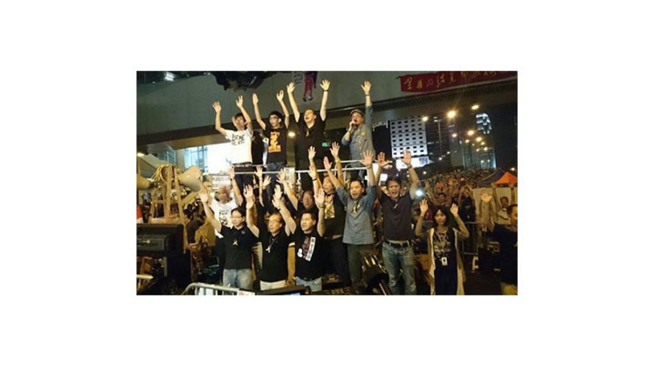 Occupy Central es la protesta más sonada en China, pero no la única