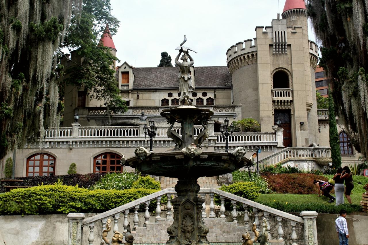 Nobleza y nostalgia: El castillo francés de Medellín