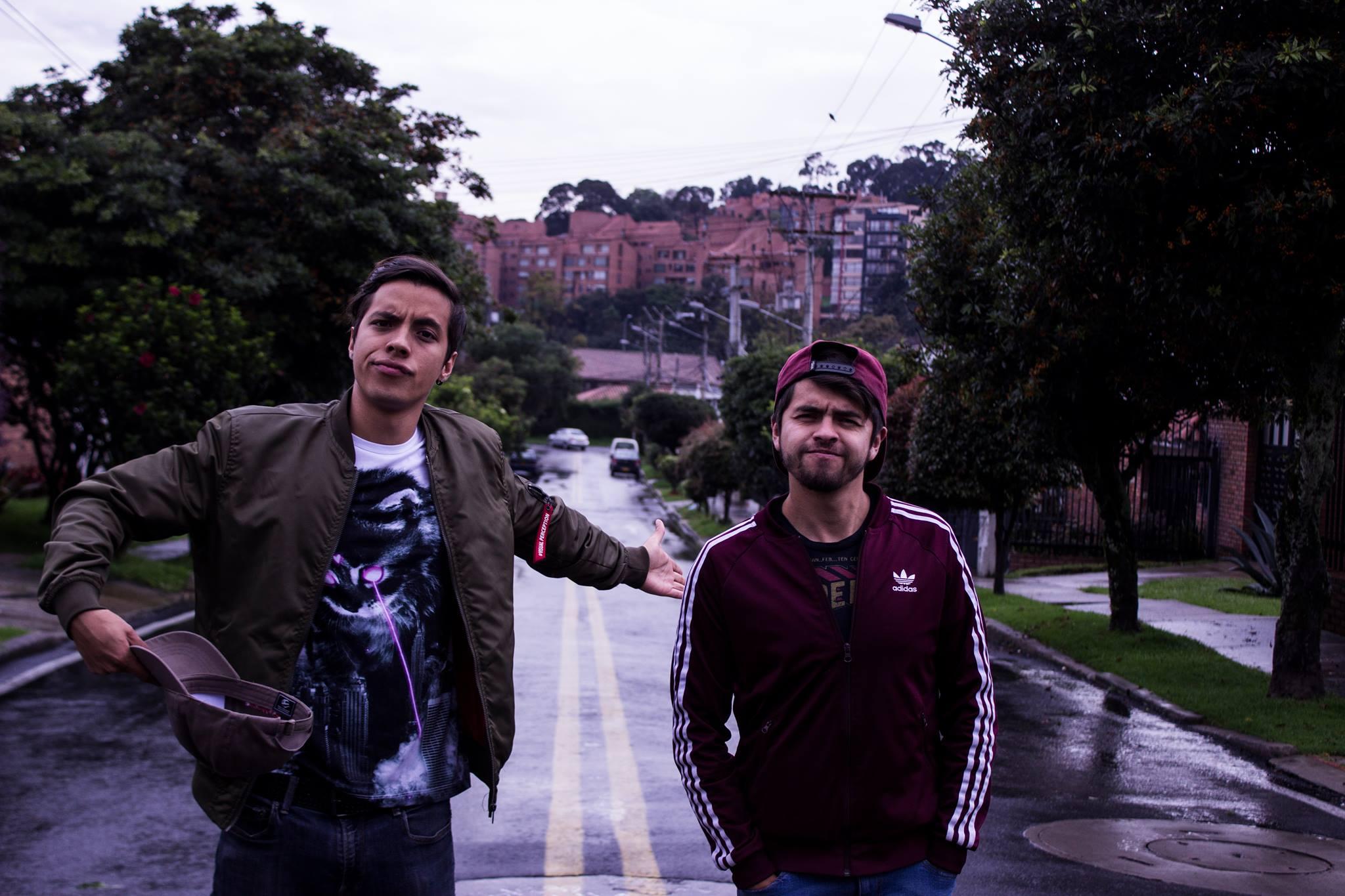 Entrevista con Alejandro y Omar de 'El Parche'
