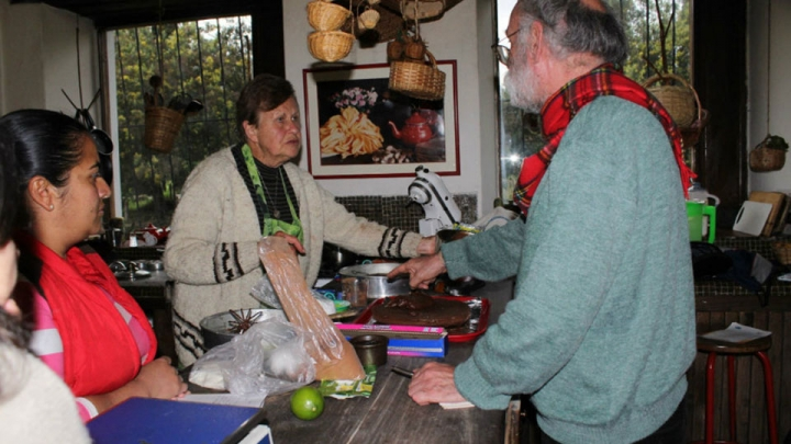 La pastelera que le enseñó repostería a Andrés Carne de Res