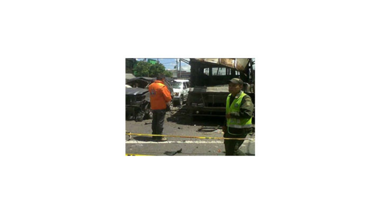 Bogotá bajo estrictas medidas de seguridad, luego de atentado en Chapinero