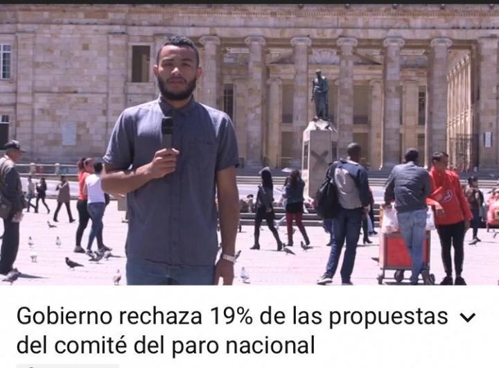 Gobierno rechaza 19% de las propuestas del Comité del Paro Nacional