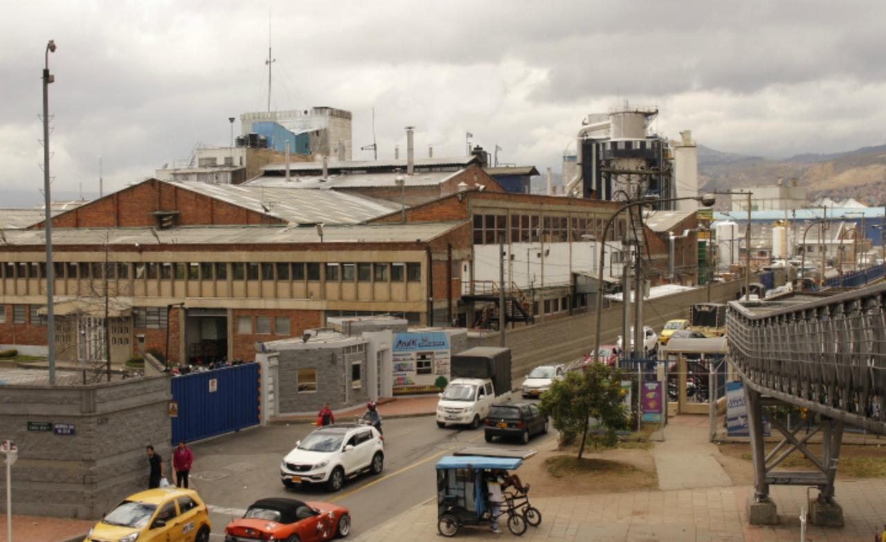 La Sevillana tiene el aire más contaminado de Bogotá