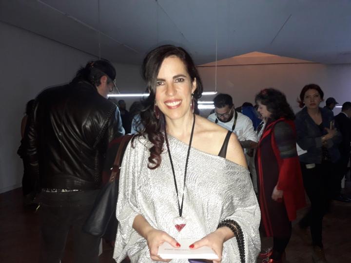 """Adriana Marmorek. Inauguración de """"Háblame amor"""""""