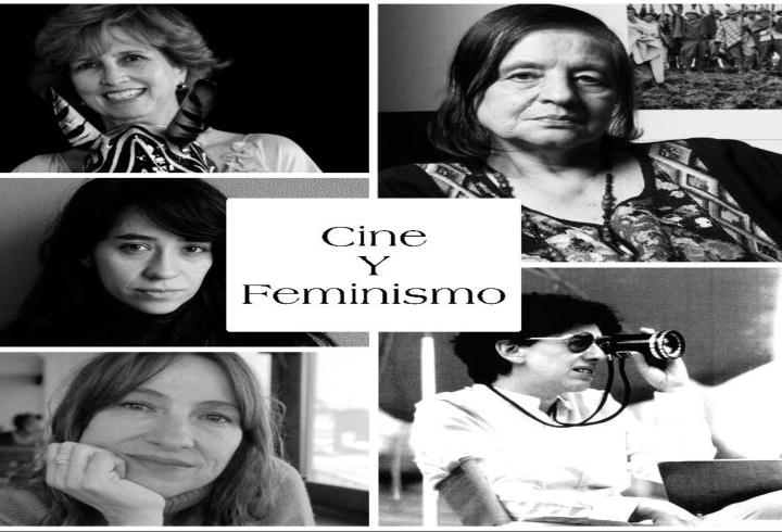 (empieza izq. arriba) Patricia Restrepo, Marta Rodríguez, Laura Huertas Millán, Marta Hincapié Uribe, Camila Loboguerrero.