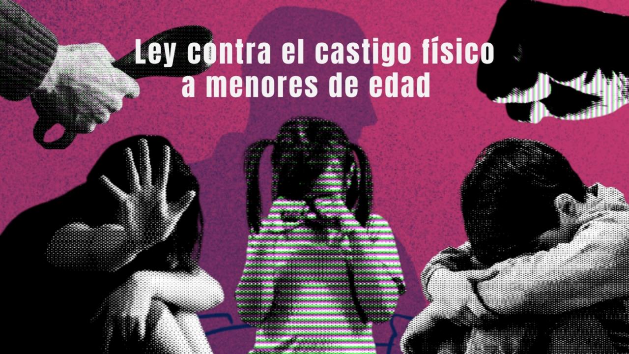 Ley contra el castigo físico a menores de edad está cerca de ser una realidad en Colombia