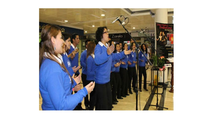 Festival Mundial de Coros en Bogotá