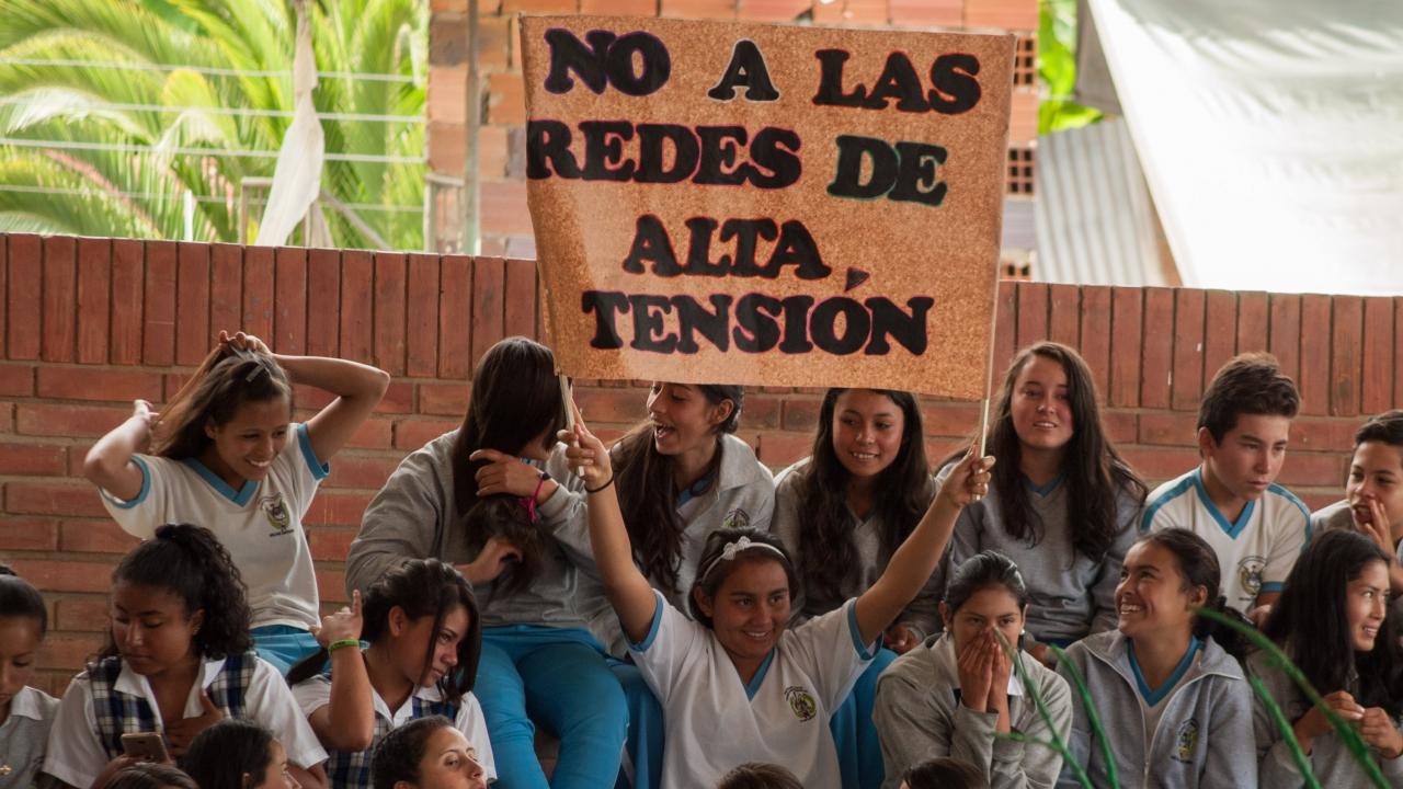 Santander le dice 'No' a los proyectos mineroenergéticos