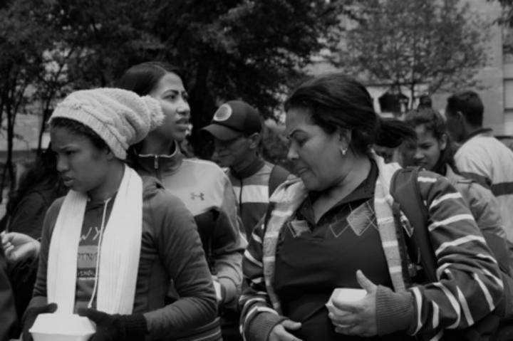 Hace 10 años, solo siete venezolanos ingresaron con intención de radicarse en el país. Ahora esa cifra supera los seis dígitos