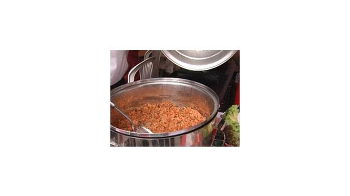 En la feria se disfrutó de muestras gastronómicas nacionales e internacionales