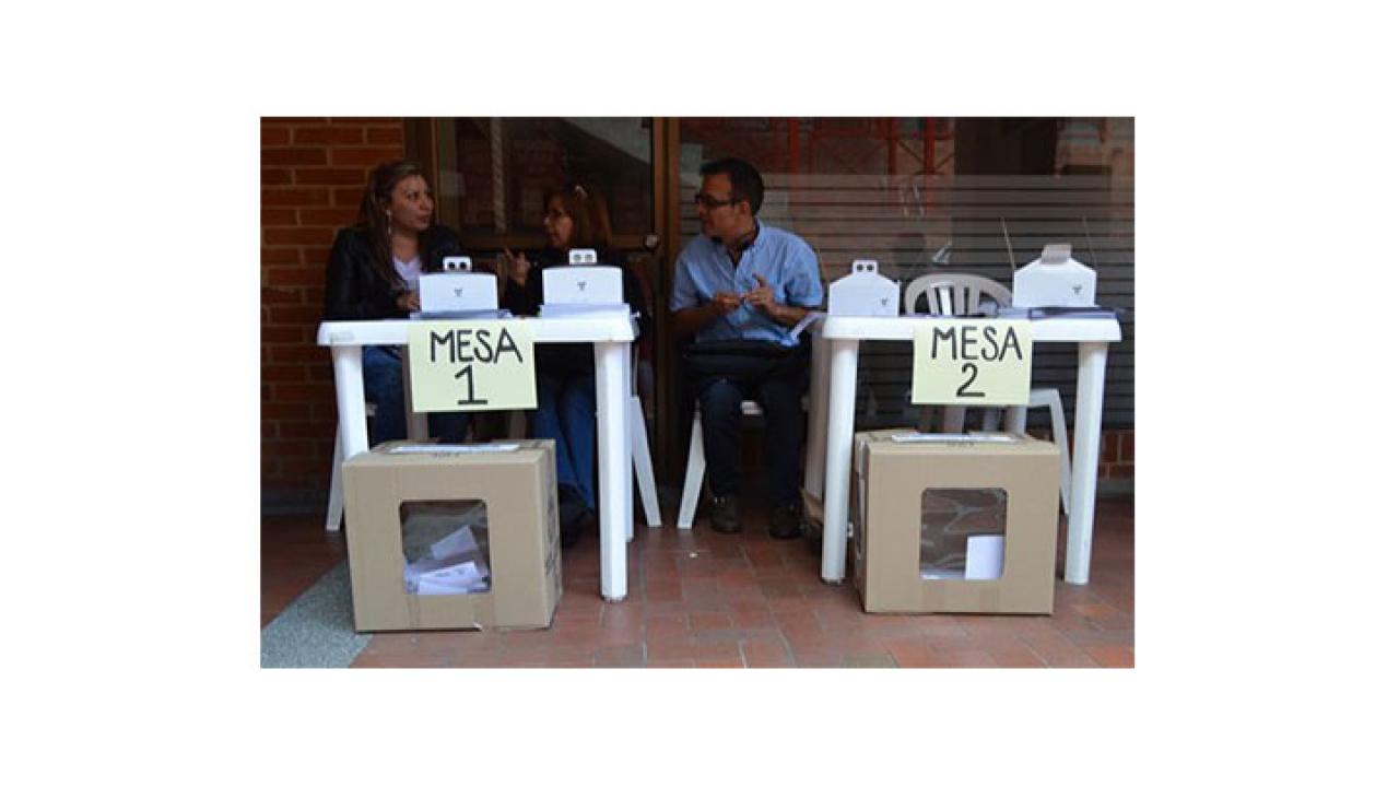 10 cosas que debe saber acerca de las elecciones de Jueces y Juezas de Paz en Bogotá