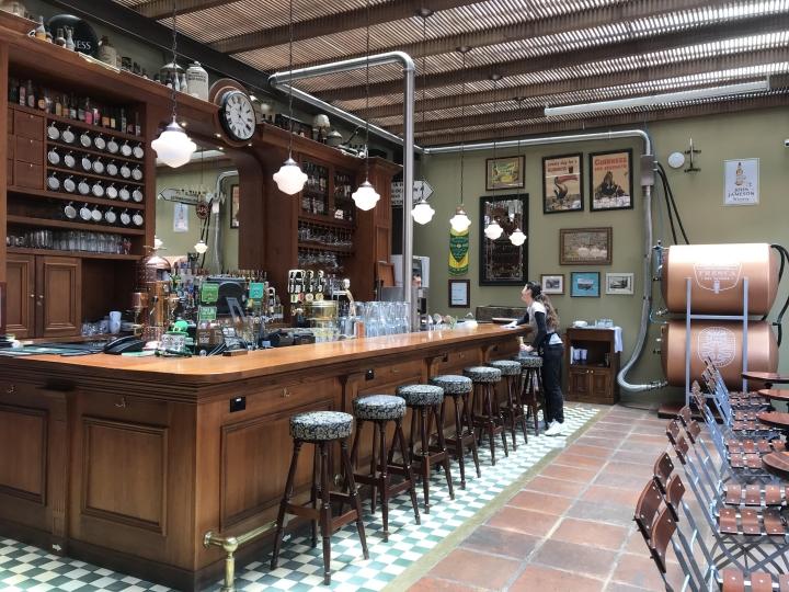 Irish pub uno de los lugares que participará en la batalla. Crédito foto: Daniela Larrarte