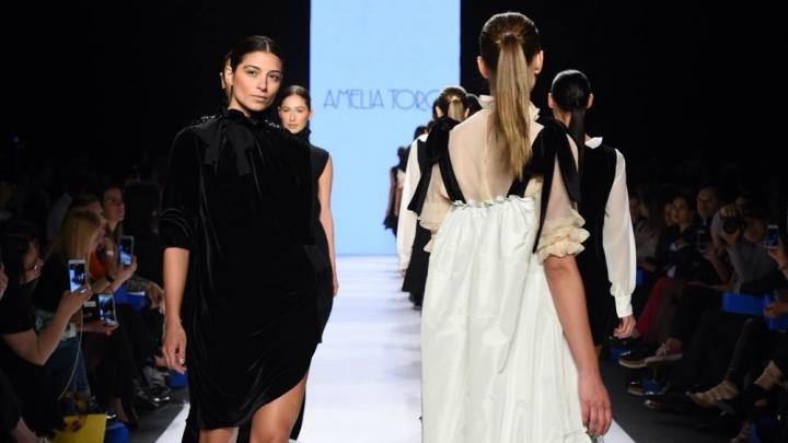 Bogotá Fashion Week 2017. Amelia Toro. Foto: Bogotá Fashion Week
