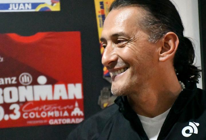 El único triatleta colombiano ganador del Epic 5 Challenge