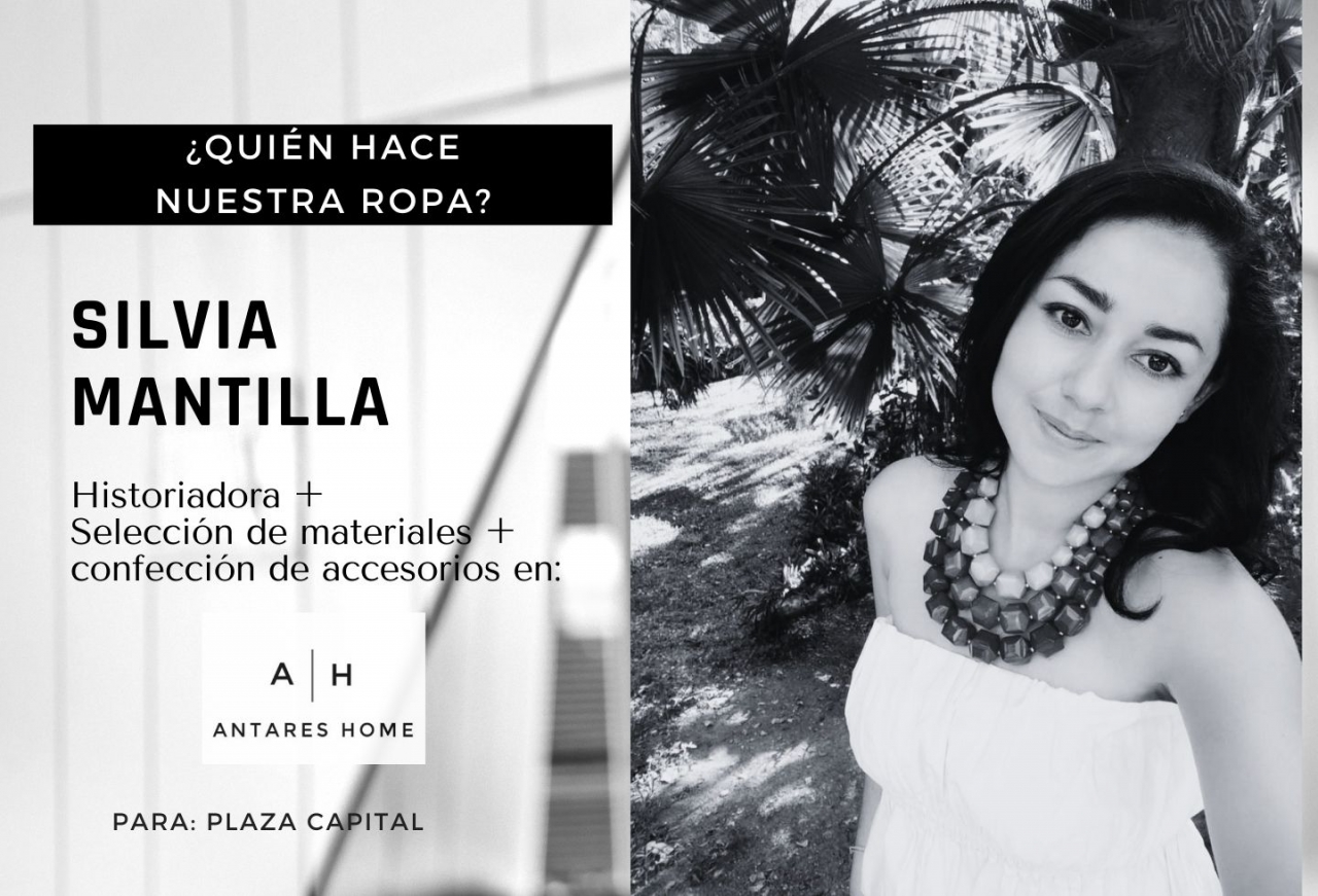 ¿Quién hace nuestra ropa? Silvia Mantilla, uno de los perfiles femeninos dentro de la confección colombiana