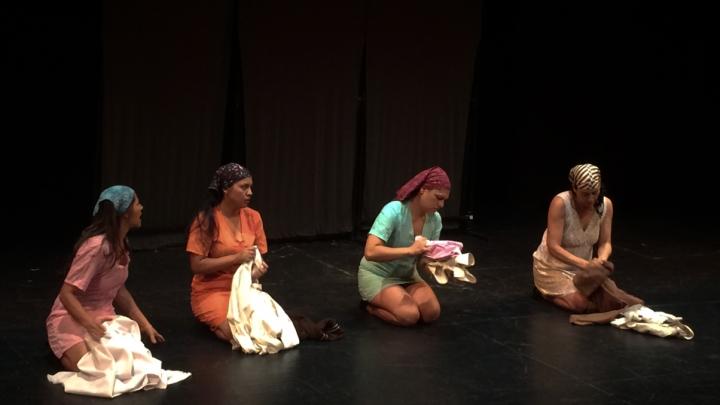 Lavanderas y la opresión femenina