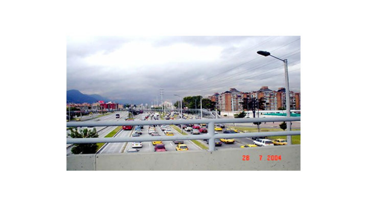 Riesgo por edificios hundidos e inclinados en Bogotá