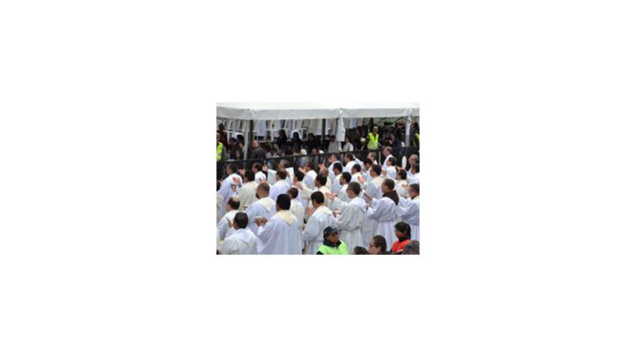 Concluyó el año jubilar de la Iglesia Católica en Bogotá