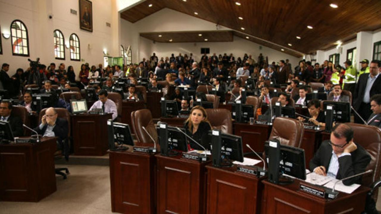 Elecciones: así van los resultados para el Consejo de Bogotá