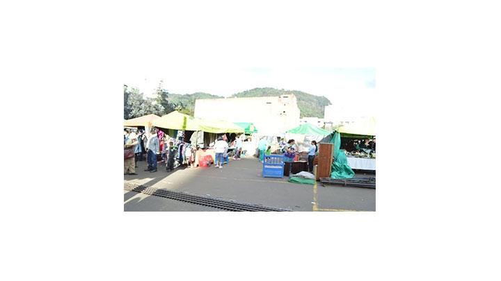 Mercado de las Pulgas de San Alejo cumple 30 años