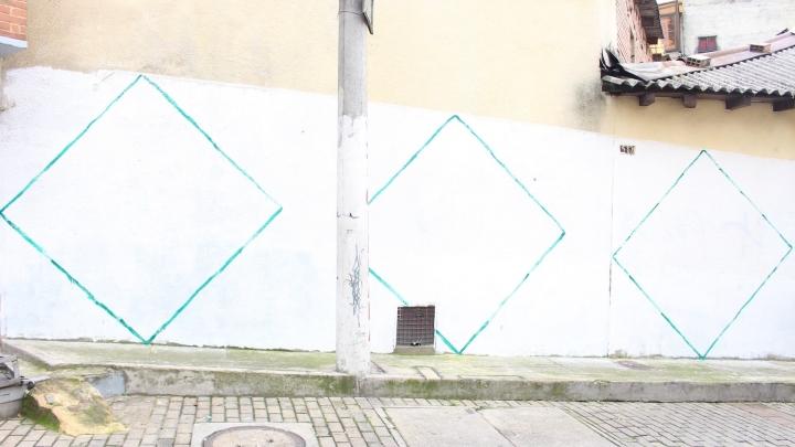 Día 3 de jornada de muralismo