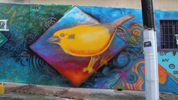 Día 3 de jornada muralismo