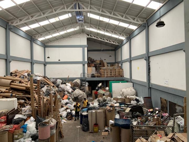 En Colombia hay alrededor de 30 mil recicladores, de los cuales 22 mil residen en Bogotá.