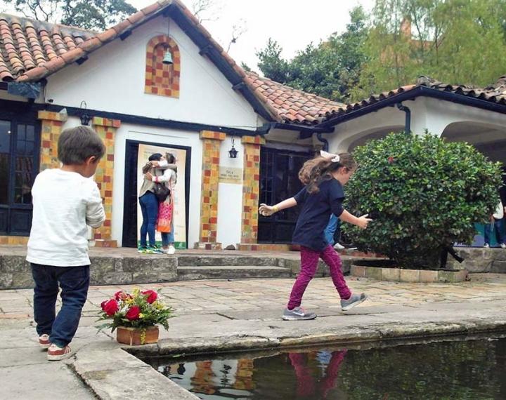 """Desde las 8:00 a.m hasta las 6:00 p.m el Museo de """"El Chicó"""" se convirtió en un escenario para compartir en familia"""