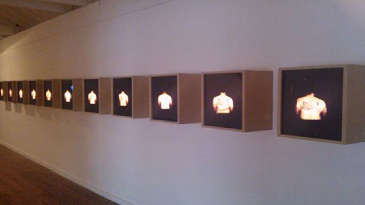 Nueva exposición artística en la Gilberto Alzate