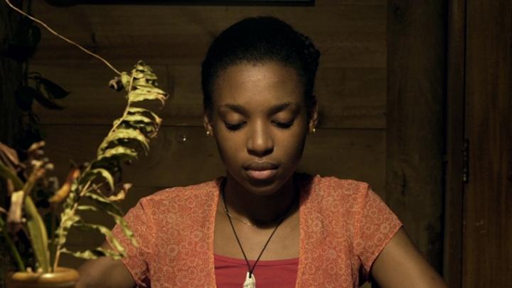 Fotograma de la película Menguante