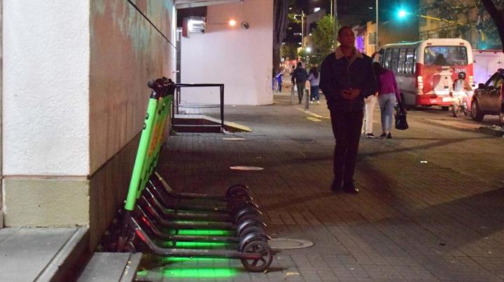 Scooters: una posible solución al cambio climático.