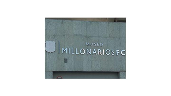 Entrada al Museo de Millonarios.