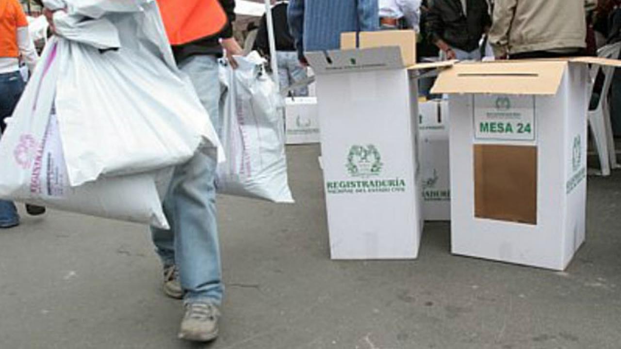 Bogotá ya eligió: cierre de votaciones sin altercados en la Plaza de Bolívar