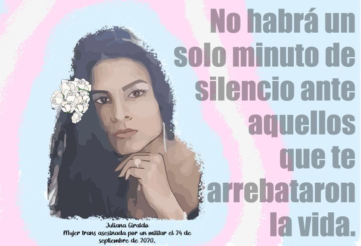 En homenaje a Juliana Giraldo