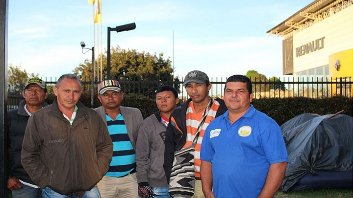 Indígenas Zenú siguen a la espera que se les devuelva la EPS Manexka